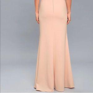 Infinite glory maxi dress